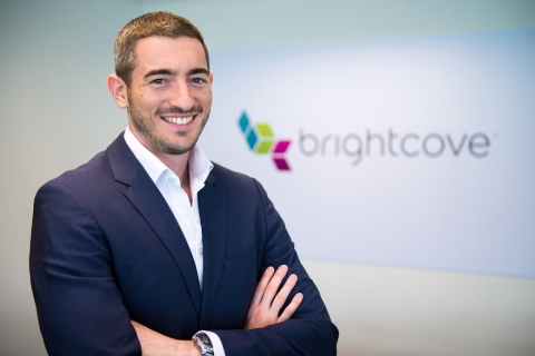 Brightcove Appoints Tomer Azenkot as Vice President of Americas Media Sales (Photo: Business Wire)