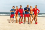 Cities from coast to coast declare August 10 Lifeguard Appreciation Day. The declaration coincides with the United States Lifesaving Association's 2017 National Lifeguard Championships, which is taking place in Daytona Beach through Sunday, and with the home entertainment debut of the action-packed comedy #Baywatch. (Photo: Business Wire)
