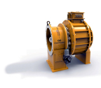 ClearPower's Industrial Turbine Generator for the mining industry, the ITG-M Series. (Photo: Business Wire)