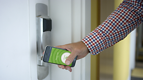 Hilton Honors members can now use Digital Key to unlock doors at 2,000 hotels across the globe. (Photo: Business Wire)
