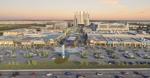 Dania Pointe project rendering (Photo: Business Wire)