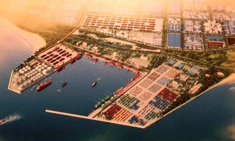 AG&P to build and operate the landmark LNG receiving terminal in South Sulawesi. (Photo: Business Wire)