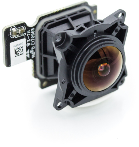 捷普光学计算相机模块提供核心的图像捕捉功能。(照片:美国商业资讯)