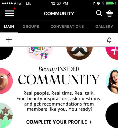 Sephora's New BEAUTY INSIDER COMMUNITY Is Poised to Be the World's Most Trusted and Beauty-Obsessed Social Platform (Graphic: Business Wire)