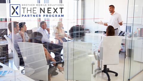 """The new Brother """"The Next"""" Partner Program supports opportunities to co-develop software and mobile printing solutions that improve worker productivity. (Photo: Business Wire)"""