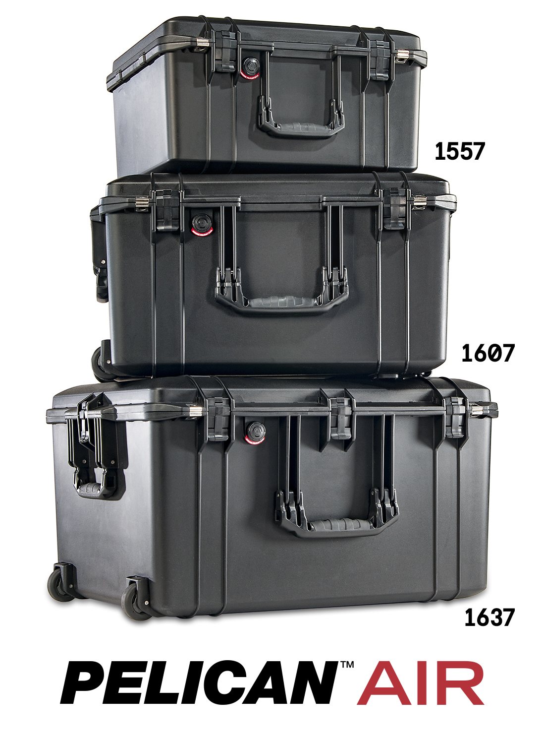 Pelican products unveils 3 new sizes of lightweight pelican air for pelican products inc leigh dow 480 522 5925 leigh48westagency publicscrutiny Choice Image