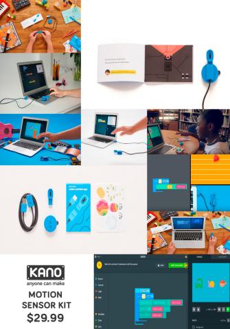 Kano Motion Sensor Kit (Photo: Business Wire)