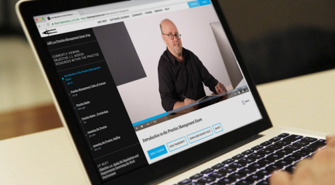 The Black Spectacles eLearning platform. (Photo: Business Wire)
