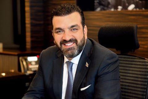 Ali Kazma, Chairman of Kidz Holding S.A.L. (Photo: AETOS Wire)