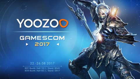 Yoozoo Games will attend Gamescom 2017 starting August 22th. (Graphic: Business Wire)