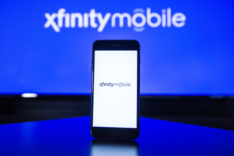 Xfinity Mobile now available in all Xfinity Stores and at xfinitymobile.com. (Photo: Business Wire)