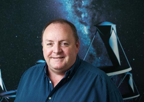 SC17 Keynote Speaker Philip Diamond (Photo: Business Wire)