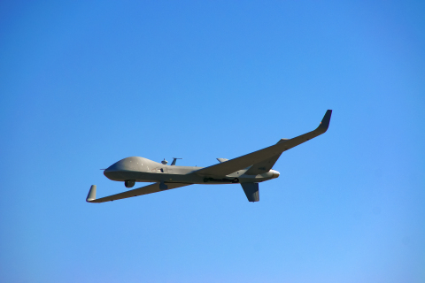 The MQ-9B is a STANAG 4671 (NATO airworthiness standard for Unmanned Aircraft Systems)-compliant ver ...