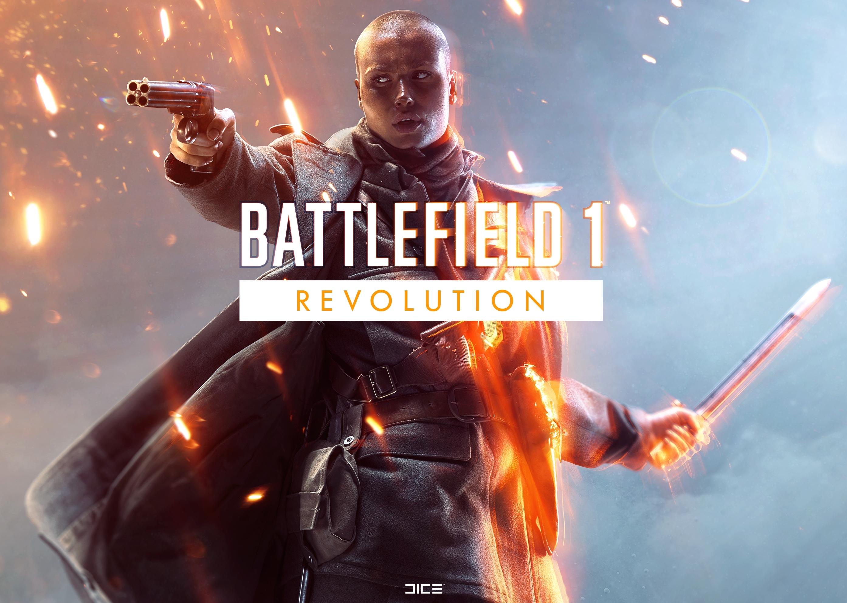 EA Unveils Battlefield 1 Revolution and Battlefield 1 Incursions, at  gamescom