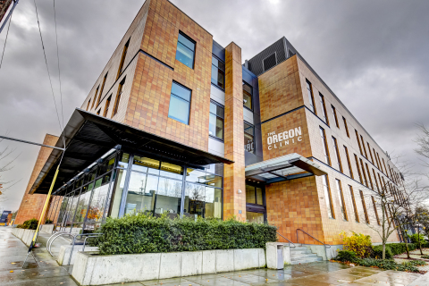 Oregon Clinic Gateway Medical Office Building (Photo: Business Wire)