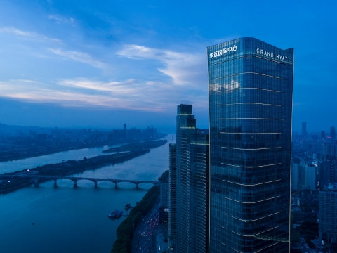 Grand Hyatt Changsha is located in the vibrant Tianxin district, the cultural and commercial heart of the city. (Photo: Business Wire)