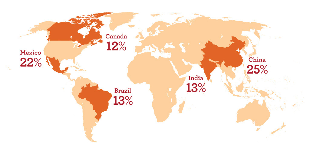 Wells Fargo International Business Indicator International - Wells fargo locations in the us map