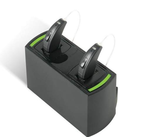 GN Hearing has made a rechargeable battery option available for the revolutionary ReSound LiNX 3D hearing aids. (Photo: Business Wire)