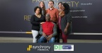 Since its inception, Synchrony Financial has committed to making diversity and inclusion a cornerstone of its corporate culture. A group of Synchrony Financial employees at the company's annual Diversity Symposium (Photo Credit: Synchrony Financial)