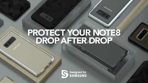 Evo Tactical for Samsung Galaxy Note8 (Foto: Business Wire)