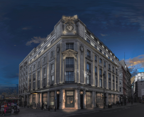 The Trafalgar St. James, Curio Collection by Hilton Exterior (Photo: Business Wire)