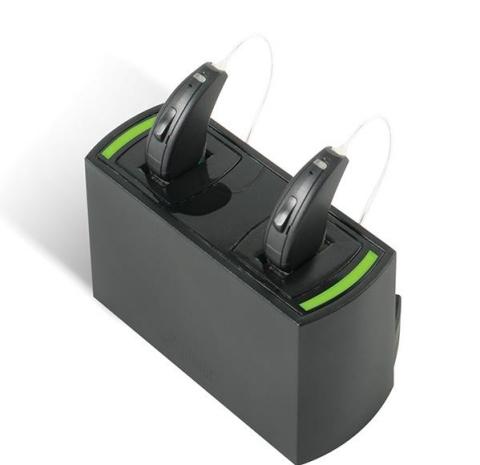 GNヒアリングが革命的なリサウンド・リンクス3D補聴器向けに充電池オプションを提供(写真:ビジネスワイヤ)