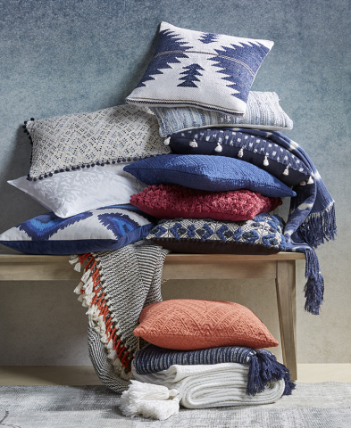 Lucky Brand Home, a new bedding collection created for Macy's, is available on macys.com and in select Macy's stores in September. (Photo: Business Wire)