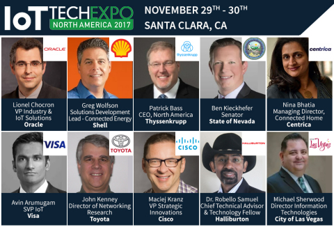 The leading IoT event series is returning to Silicon Valley on November 29-30, with some exciting ne ...