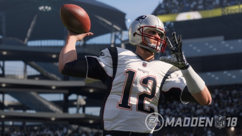 Madden NFL 18 (Graphic: Business Wire)