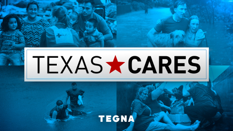 TEGNA launches Texas Cares initiative to provide relief for Hurricane Harvey victims. (Photo: Busine ...