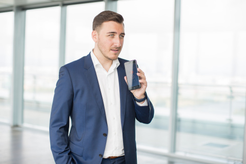 Philips dictation recorder app (Photo: Business Wire)