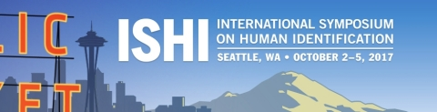 2017 International Symposium on Human Identification (ISHI) October 2 – October 5 in Seattle, WA. (Graphic: Business Wire)
