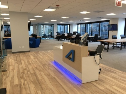 Arrive Logistics Expands Chicago Office (Photo: Business Wire)
