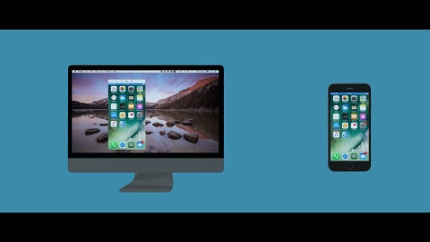 With the release of Apple's iOS 11 software, users will now benefit from TeamViewer's best of breed screen sharing capabilities across all of their devices – from laptops, to smartphones and tablets (Photo: Business Wire)