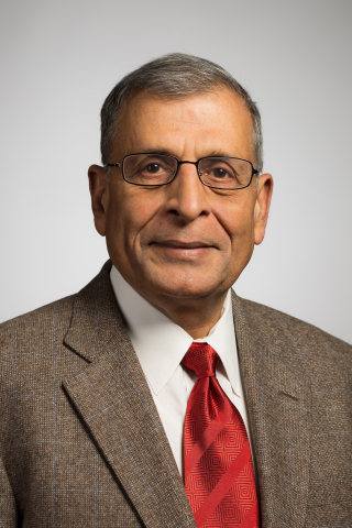 Narendra (Naren) K. Gupta, Ph.D., appointed as Red Hat's chairman of the board. (Photo: Business Wire)