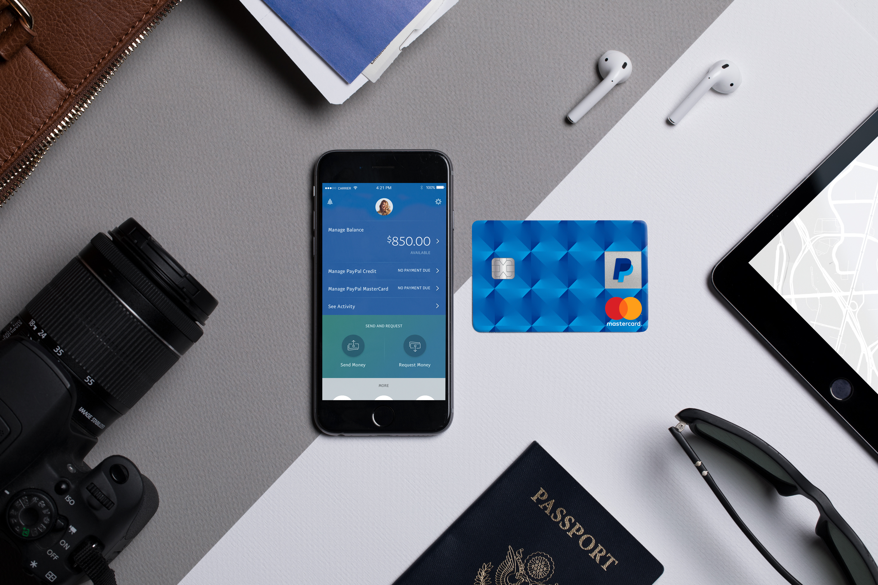 PayPal and Synchrony Financial Introduce New Mastercard That