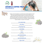 This represents one way people may experience fragrance ingredient listings for P&G products. Featured: Herbal Essences® bio:renew Arabica Coffee Fruit Fragrance