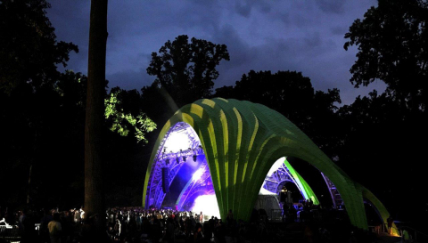 The Chrysalis Stage (Photo: Business Wire)