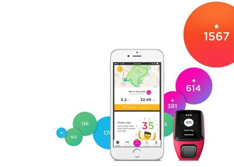TomTom Sports launches Fitness Age and Personalised Workouts (Photo: Business Wire)