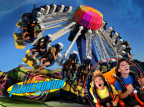 Pandemonium is heading to The Great Escape & Splashwater Kingdom in Lake George, NY for the 2018 season. (Photo: Business Wire)