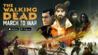 The Walking Dead: March To War Box Art (Graphic: Business Wire)