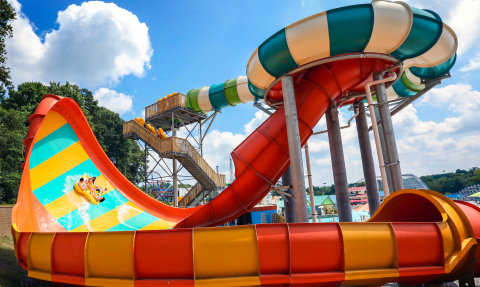 Typhoon Twister To Take Six Flags St Louis By Storm In 2018 Business Wire