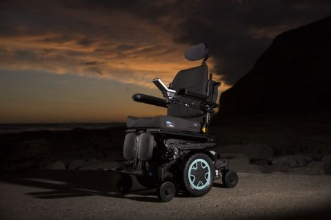 Invacare TDX SP2 with LiNX (Photo: Business Wire)