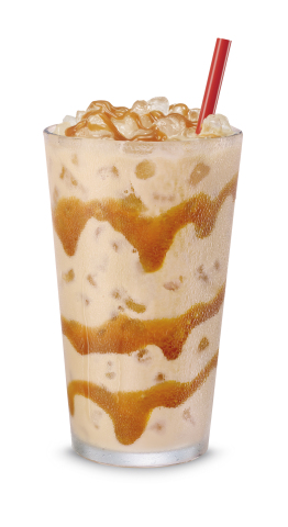 Iced Coffee Twist French Vanilla Caramel (Photo: Business Wire)
