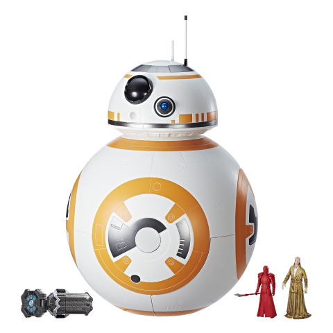 Star Wars Force Link BB-8 2-in-1 Mega Playset (Photo: Business Wire)