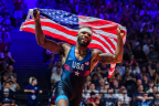 Team USA wins world wrestling championship and celebrates with multicity victory tour that launches Sept. 9 in Detroit. PHOTO: Tony Rotundo/WrestlersAreWarriors