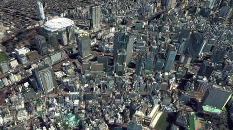 AW3D Metro (Tokyo, Japan) (Graphic: Business Wire)
