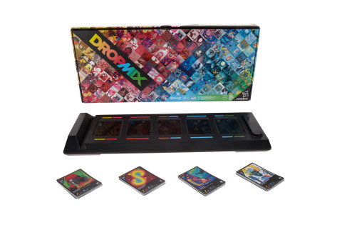 Hasbro and Harmonix Debut Pre-Order for the Music-Mixing Game, DROPMIX. (Photo: Business Wire)