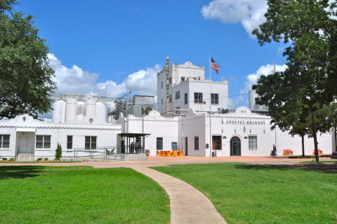 The Spoetzl Brewery in Shiner, Texas (Photo: Business Wire)