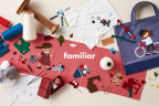 Baby and children's clothing company, Familiar, to Open First Popup Stores Overseas, with Locations in Paris and London!